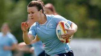 Irish Rugby TV: Lynne Cantwell