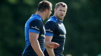 Irish Rugby TV: Jamie Heaslip On Leinster's PRO12 Title Defence