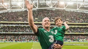 Irish Rugby TV: Ireland v Wales Three Tunnel Cam