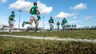 Irish Rugby TV: Ireland U-18s v Scotland U-18s Highlights