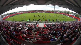 Irish Rugby TV: Ireland Team Meet The Supporters In Cork