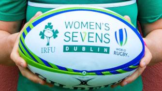 Irish Rugby TV: Garrett Tubridy Sets The Scene For Women's Sevens Dublin