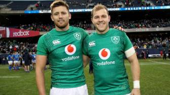 Irish Rugby TV: Will Addison 'Delighted' To Make Ireland Debut
