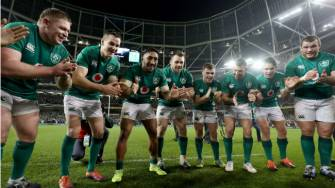 Irish Rugby TV: 'This Was A Total Squad Effort' – Sexton