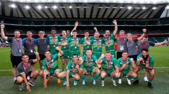 Irish Rugby TV: Sevens Programme Paying Dividends – Nucifora