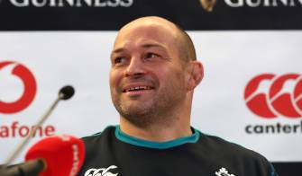Irish Rugby TV: Rory Best – Ireland v New Zealand Captain's Run Preview