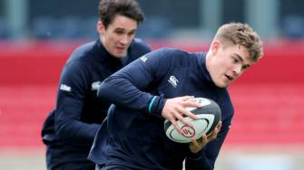 Irish Rugby TV: Ringrose Ready For Italy Test