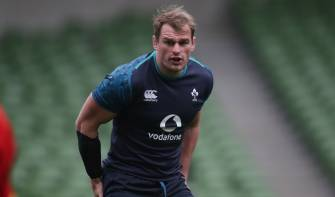 Irish Rugby TV: Rhys Ruddock – Ireland v USA Captain's Run Preview