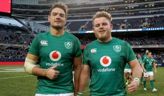 Irish Rugby TV: Quinn Roux Reflects On Chicago Experience