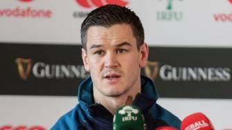 Irish Rugby TV: Jonathan Sexton On Ireland's Showdown With New Zealand