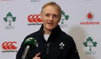 Irish Rugby TV: Joe Schmidt Ireland v Italy Post-Match Reaction