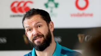 Irish Rugby TV: 'It's An Important Game And An Important Year' – Farrell