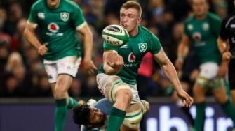 Irish Rugby TV: 'It Was A Very Tough Battle' – Dan Leavy