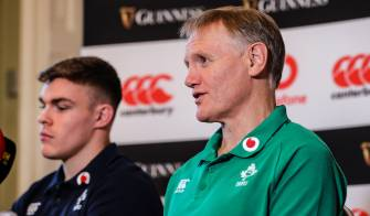 Irish Rugby TV: Ireland v New Zealand Team Announcement Press Conference