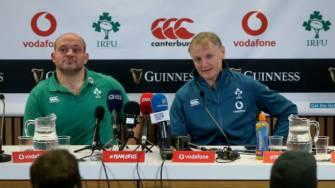 Irish Rugby TV: Ireland v New Zealand Post-Match Press Conference