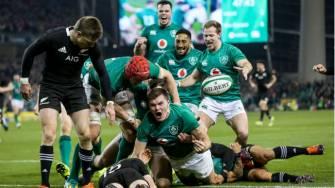 Irish Rugby TV: Ireland v New Zealand 2018 GUINNESS Series Highlights