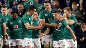 Irish Rugby TV: Ireland v Argentina Tunnel Cam At Aviva Stadium