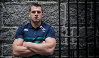 Irish Rugby TV: CJ Stander Previews Ireland v New Zealand