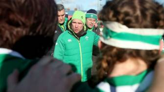 Irish Rugby TV: Adam Griggs On Preparations For Ireland Women's November Tests