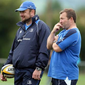Murphy Excited By New Leinster Role