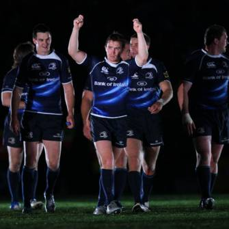 Irish Rugby | Sexton In The Mix For Leinster's Pool Opener
