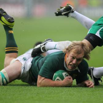 South African View: de Villiers And Smit