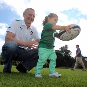 Irish Rugby Ireland To Face Canada In Rugby World Cup Opener