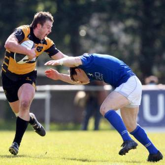 Irish Rugby TV: St. Mary's College 18 Young Munster 26