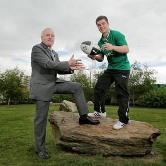 Irish Rugby TV: Luke McGrath