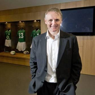 Irish Rugby TV: Joe Schmidt