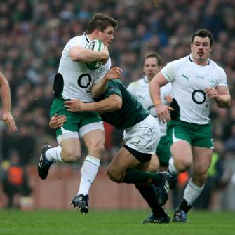 Kidney And O'Driscoll Praise Work Ethic Of Squad