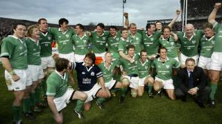 2004 Triple Crown winning team