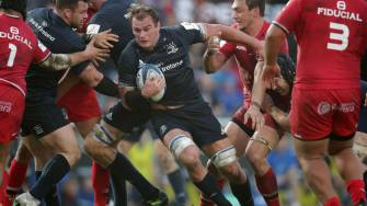 Ruddock Leads Leinster For Toulouse Test