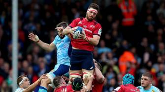 Kleyn Hits Half-Century As Munster Make A Dozen Changes