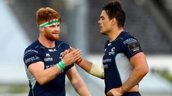 Roux And O'Brien Return To Connacht Pack For Ulster Clash