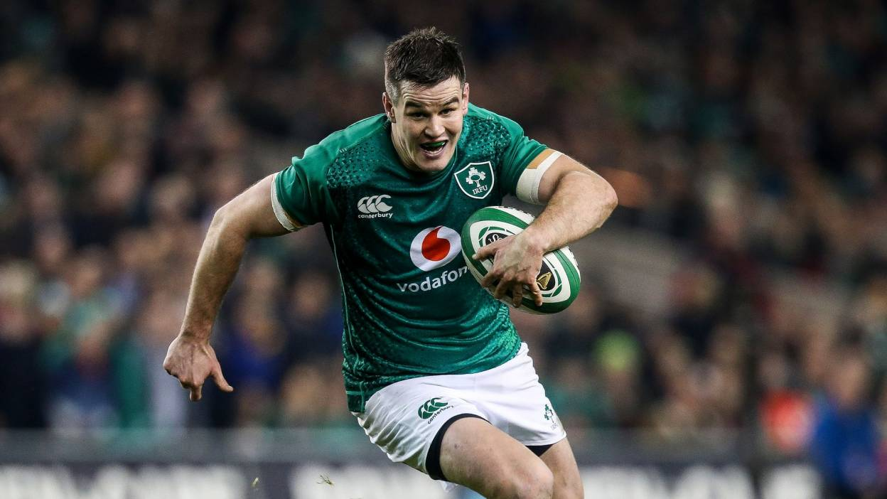 Irish Rugby | Jonathan Sexton Signs IRFU Contract Extension To 2021
