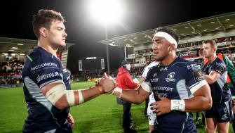 Connacht Boosted By Returning Ireland Trio