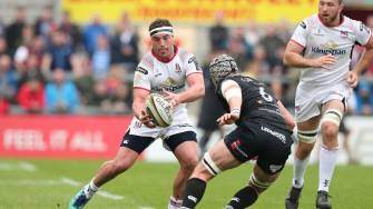 Herring To Make 150th Appearance In Ulster's Clash With Cardiff