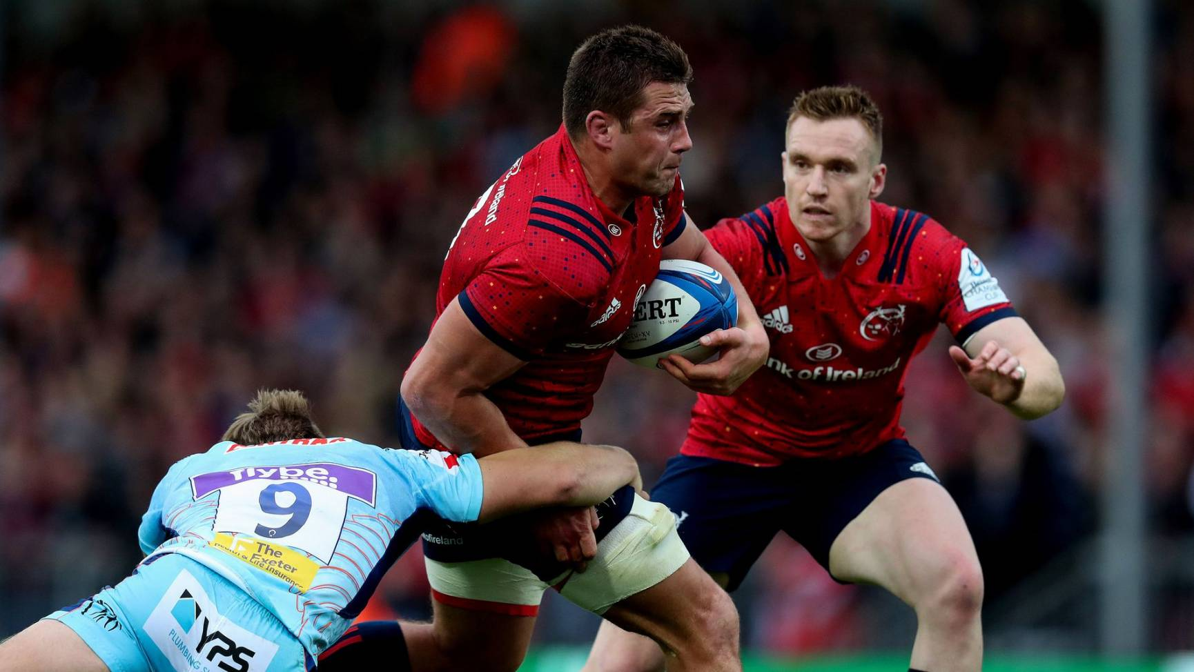 d407197d Irish Rugby   Heineken Champions Cup Preview: Munster v Exeter Chiefs