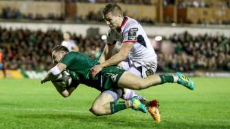 Three-Try Connacht Close Out First Ever Season's Double Over Ulster