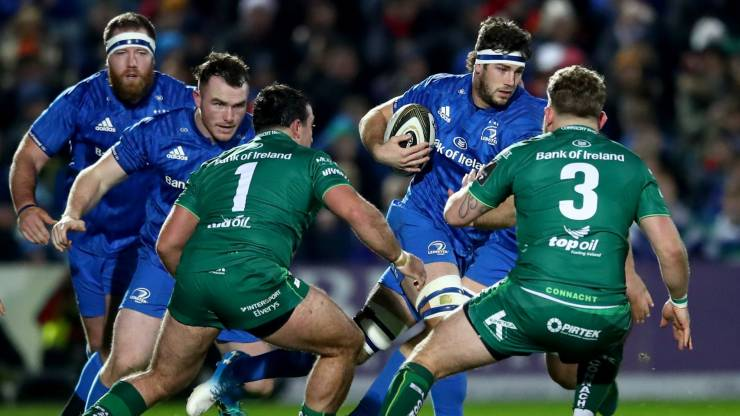 Leinster's Late Surge Denies Connacht In Nine-Try Interpro Classic
