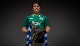 Irish Rugby TV: Ciara Griffin 'Excited' For Start Of Women's Six Nations