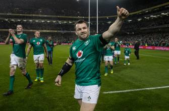 Cian Healy Signs New IRFU Contract