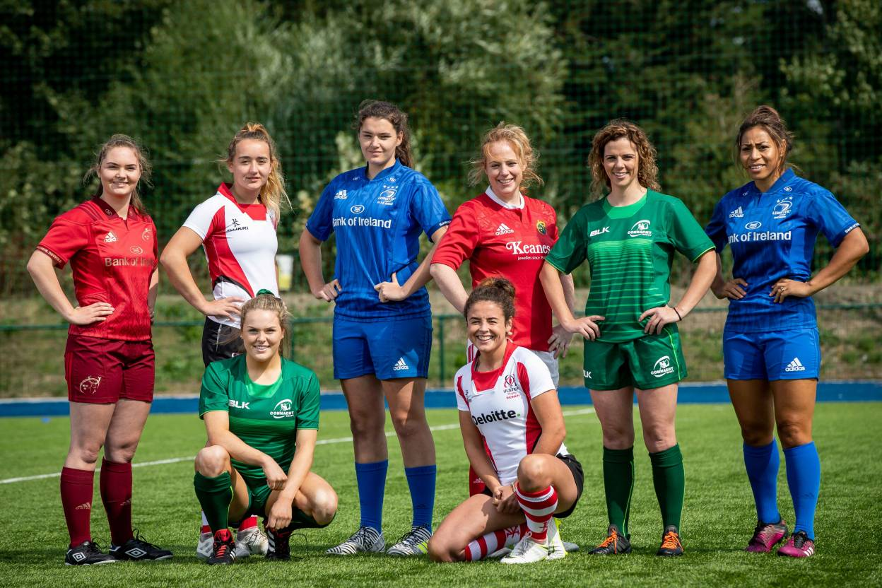 Women's Interprovincial and Under 18 Series Launch 29/8/2018