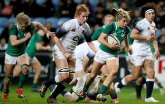 Ireland Women's Team Named For England Game