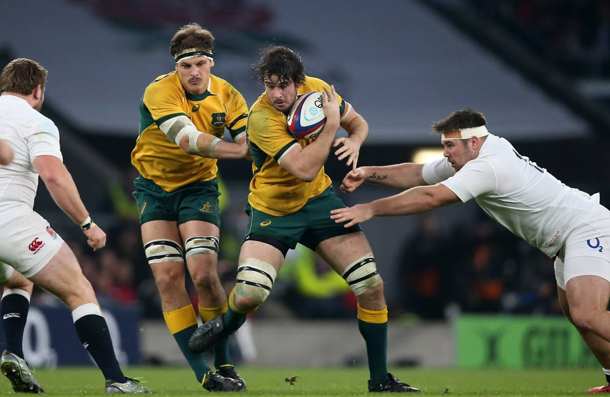 Ulster Announce Signing Of Australian Lock Carter