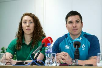 'There's That Bit Of Extra Rivalry With England' – McDermott