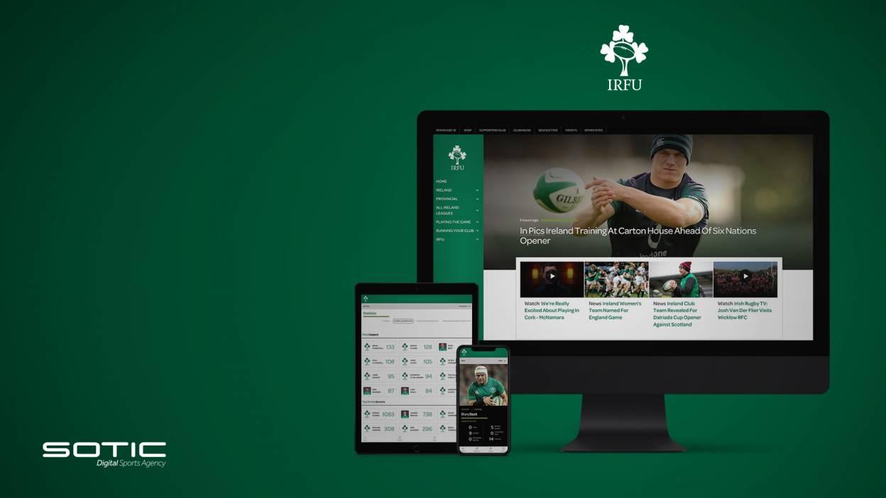 Irish Rugby | IRFU Kicks Off Six Nations Campaign With New
