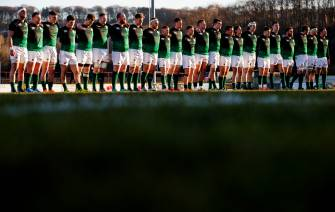 Feb 07 Date For Ireland Club XV At Energia Park