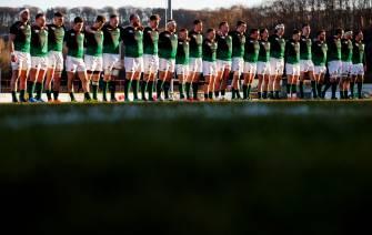 Ireland Club XV Set For February 7 Clash At Energia Park